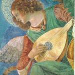 da Forli Musizierender Engel