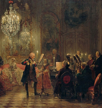 Adolph_Menzel_-_Flötenkonzert_Friedrichs_des_Großen_in_Sanssouci_-_Google_Art_Project (1)